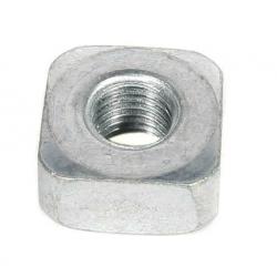 LADA NIVA 4X4, 2123, 2104-2190  M10 * 1.25 nut for bumper, square