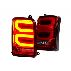 LADA NIVA 1600, 1700 Taillights LED tuning VW style