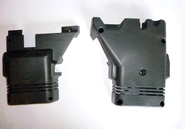 LADA 2108, 2109, 21099  shroud of a steering column 2 piece