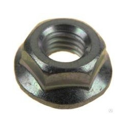 LADA NIVA 4X4, 2123, 2101-2190 Nut M6*1,25 with a toothed collar