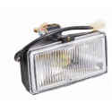 LADA 2108, 2109, 21099 White fog lamp without lamp
