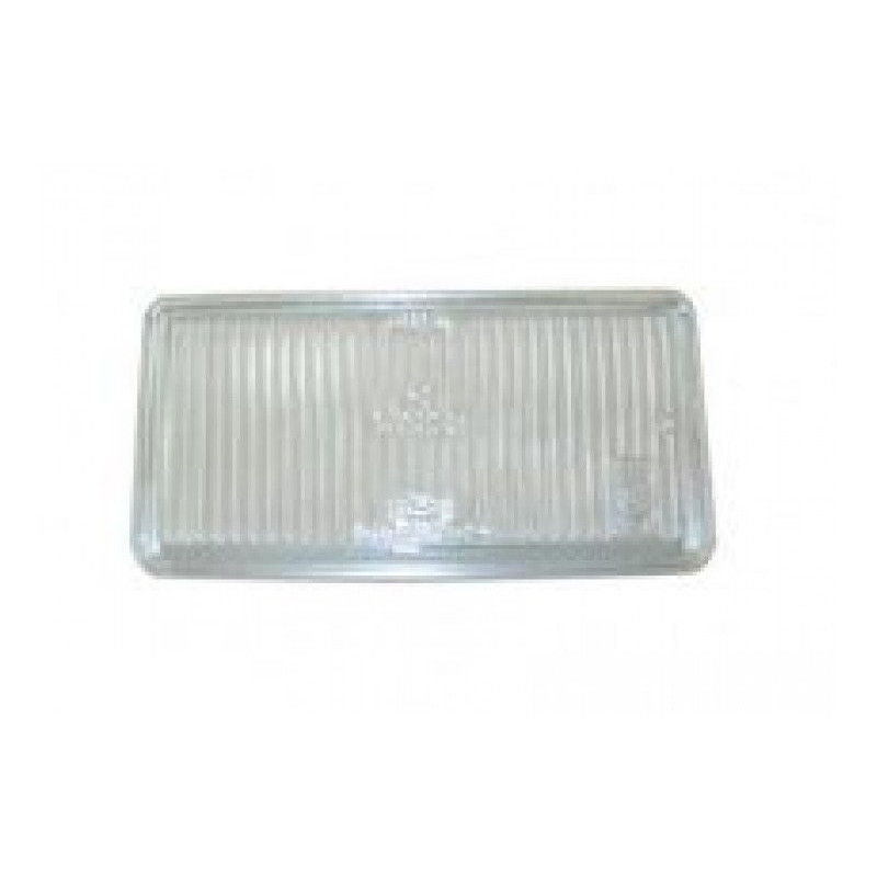 LADA 2108, 2109, 21099 Fog lamp glass, white