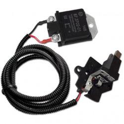 LADA NIVA 2104-2109 Three-level voltage regulator, Assembly