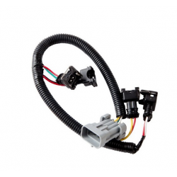 LADA NIVA 2107 - 2191 Wiring of injectors ( 8 valves)