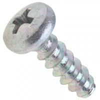 LADA NIVA 4X4, 2101-2191  2,9*9,5  SELF-TAPPING SCREW WITH ROUND HEAD