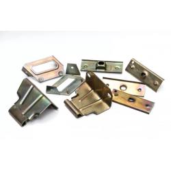 LADA  2108, 2109, 21099  Rear bumper brackets, 8 PCs
