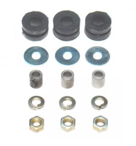 LADA NIVA 4X4, 2103 - 2191  Repair kit for mounting an electric fan for engine cooling