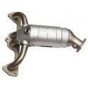 LADA 2113 - 2190  Receiving pipe with catalyst, engine1, 6L, 8 valve