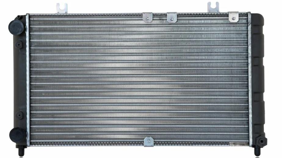 LADA 1117, 1118, 1119  Cooling radiator for air conditioning, aluminum