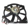 LADA 1117, 1118, 1119  The electric motor of the fan Assembly