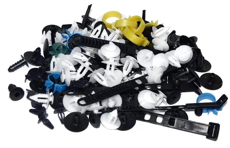 "LADA NIVA 2123 ""Niva-Chevrolet"", 1117 - 2191  Mounting clips, complete set"