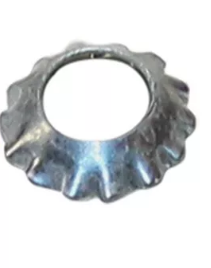 LADA NIVA 4X4, 2101 -  2191 Washer 6*12 with external teeth (cone)
