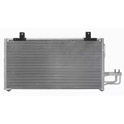 LADA 1117, 1118,1119  Air conditioner radiator, bare