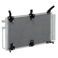 LADA 1117, 1118,1119  Air conditioner radiator with receiver