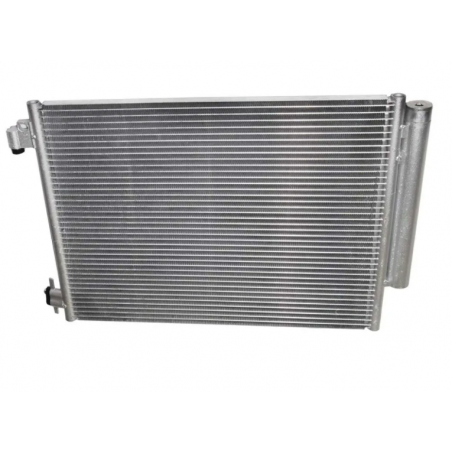 LADA VESTA 2180, X-RAY  Air conditioner radiator, with receiver