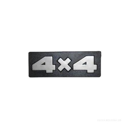 Emblem 4x4 lada niva 21213