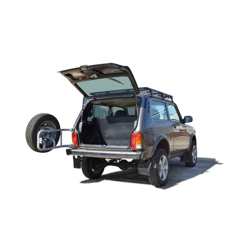Bracket for spare wheel 2121-31 Niva
