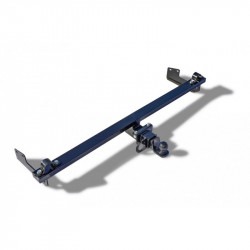 Tow hitch(tow bar) with a removable bowl for vehicles with gas equipment 21214-2131 Niva