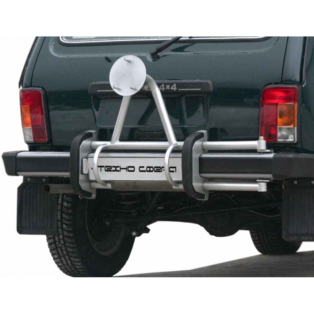 Lada Niva Spare Wheel Carrier (Niva With Or Without Towbar)