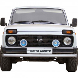 """Protection of the front """"Pipe"""" 2121 21214 NIVA URBAN 4X4"""