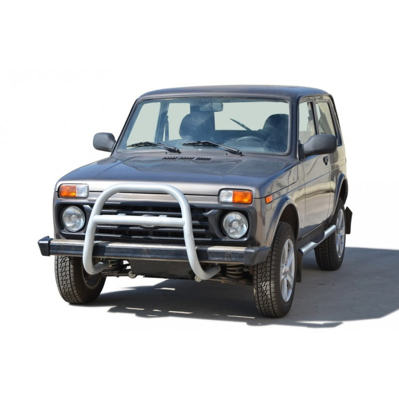 """Protection front """"t - bar"""" 2121 21214 NIVA URBAN 4X4"""