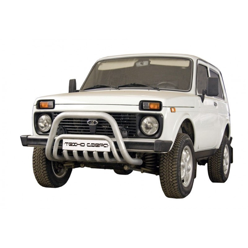 Protection of the front Low d63,5 2121 21214 NIVA URBAN 4X4