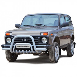 "Protection of the front ""Low"" 2121 21214 NIVA URBAN 4X4"