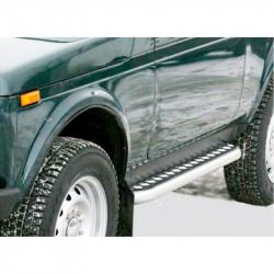 "Lada Niva Sidesteps Luxury ""Aluminum sheet D51"" 2121 21214 NIVA URBAN 4X4"