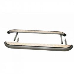 "Lada Niva Sidesteps Luxury ""Aluminum sheet D63,5"" 2121 21214 NIVA URBAN 4X4"