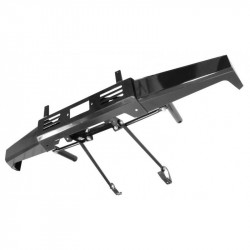 Reinforced bumper under the winch with extra engine protection 2121 21214 NIVA URBAN 4X4